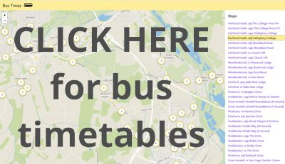 Link to Bus Timetables